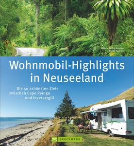 Wohnmobil-Highlights in Neuseeland | Dodax.co.uk
