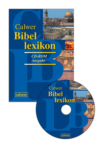 Calwer Bibellexikon digital, 1 CD-ROM | Dodax.at