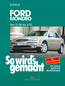 Ford Mondeo ab 11/00 | Dodax.at