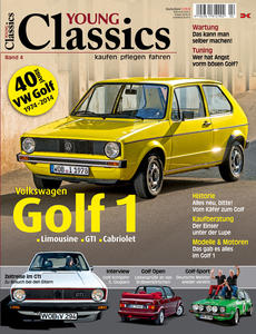 Young Classics: VW Golf 1 | Dodax.de