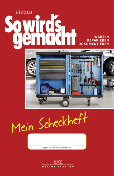Mein Scheckheft | Dodax.co.uk