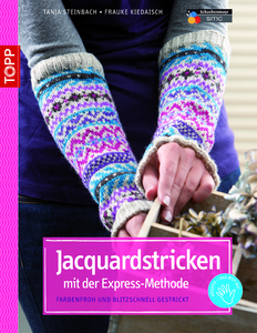 Jacquardstricken mit der Express-Methode | Dodax.at