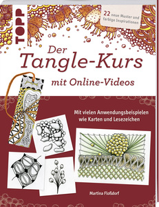 Der Tangle-Kurs mit Online-Videos | Dodax.at