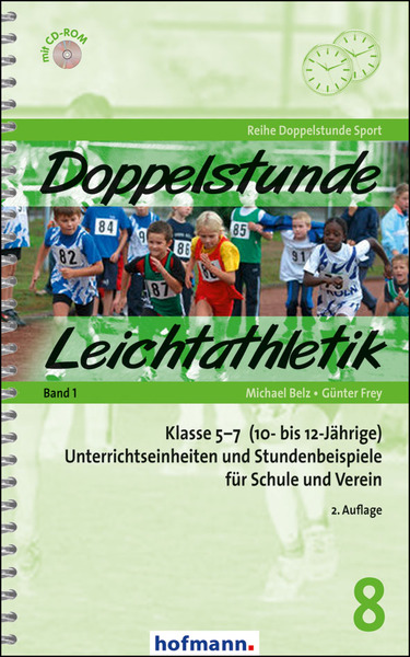 Doppelstunde Leichtathletik, m. CD-ROM. Bd.1 | Dodax.at