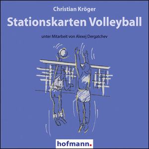 Stationskarten Volleyball | Dodax.com