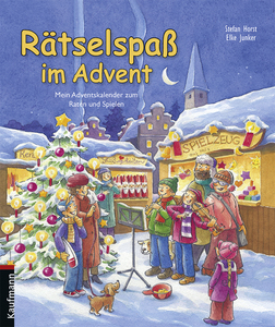 Rätselspaß im Advent | Dodax.co.uk