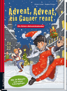 Advent, Advent, ein Gauner rennt | Dodax.at