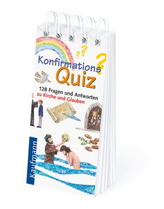 Konfirmations-Quiz | Dodax.nl