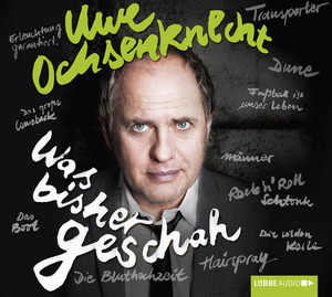 Was bisher geschah, 4 Audio-CDs | Dodax.at