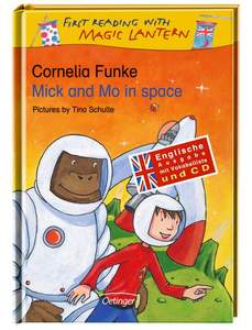 Mick and Mo in space, w. Audio-CD | Dodax.de