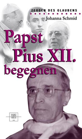 Papst Pius XII. begegnen | Dodax.co.uk
