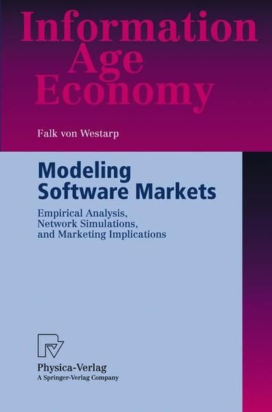 Modeling Software Markets | Dodax.at