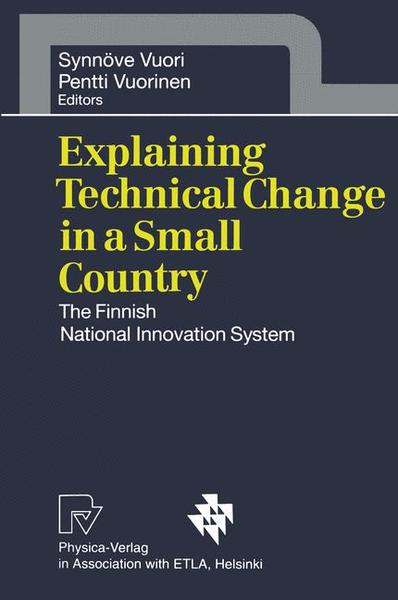 Explaining Technical Change in a Small Country | Dodax.ch