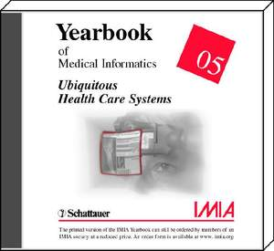 Yearbook of Medical Informatics 2005, 1 CD-ROM | Dodax.at