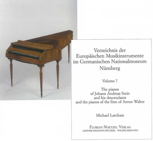 Pianos of Johann Andreas Stein and his descendants, and of Anton Walter | Dodax.ch
