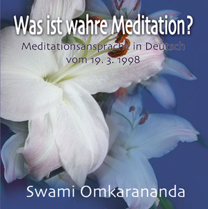 Was ist wahre Meditation? – Audio CD | Dodax.at