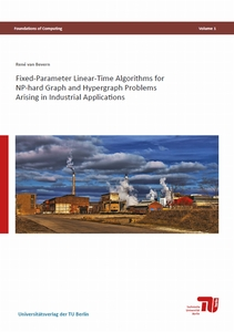 Fixed-Parameter Linear-Time Algorithms for NP-hard Graph and Hypergraph Problems Arising in Industrial Applications | Dodax.pl