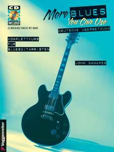 More Blues You Can Use, m. Audio-CD | Dodax.de