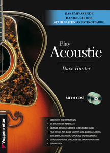 Play Acoustic, m. 2 Audio-CDs | Dodax.at