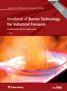 Handbook of Burner Technology for Industrial Furnaces, m. 1 E-Book | Dodax.ch