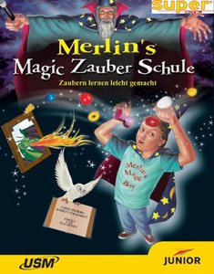 Merlin's Magic Zauber Schule, 1 CD-ROM | Dodax.at