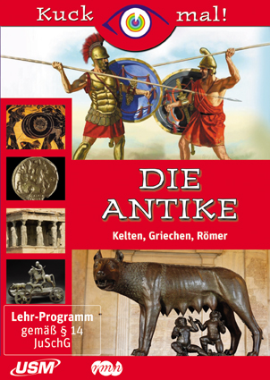 Kuck mal! Die Antike, DVD-ROM | Dodax.at