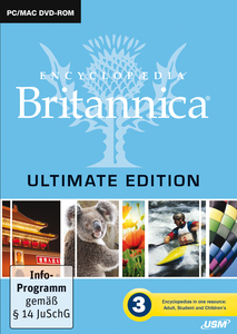 Encyclopaedia Britannica 2015 Ultimate Edition, 1 DVD-ROM | Dodax.at