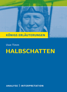 "Uwe Timm ""Halbschatten"" 
