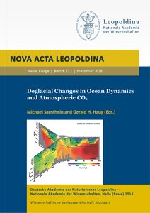 Deglacial Changes in Ocean Dynamics and Atmospheric CO2 | Dodax.ch