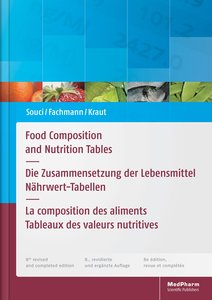 Food Composition and Nutrition Tables | Dodax.pl