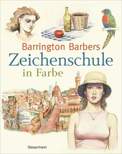 Barrington Barbers Zeichenschule in Farbe | Dodax.at