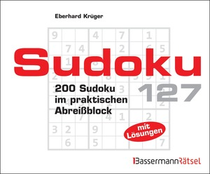 Sudoku Block. Bd.127 | Dodax.at