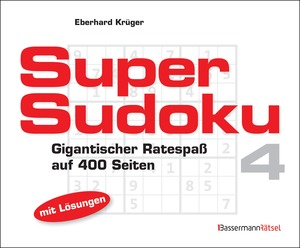 Supersudoku. Bd.4 | Dodax.at