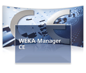 WEKA Manager CE, CD-ROM | Dodax.at