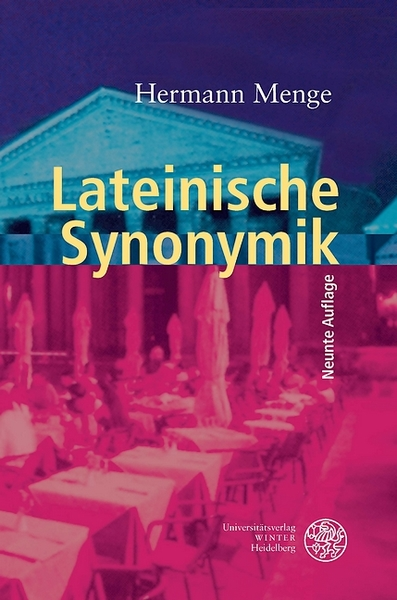 Lateinische Synonymik | Dodax.co.uk
