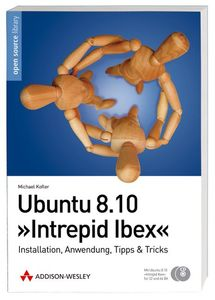 Ubuntu 8.10 'Intrepid Ibex' | Dodax.co.uk