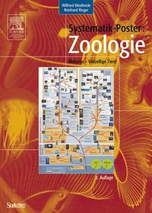 Systematik-Poster: Zoologie (Metazoa - Vielzellige Tiere) | Dodax.at