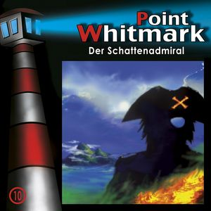 Point Whitmark - Der Schattenadmiral, 1 Audio-CD | Dodax.ch