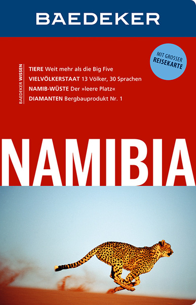 Baedeker Namibia | Dodax.at