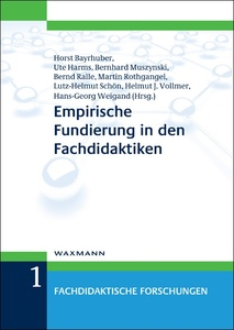 Empirische Fundierung in den Fachdidaktiken | Dodax.at