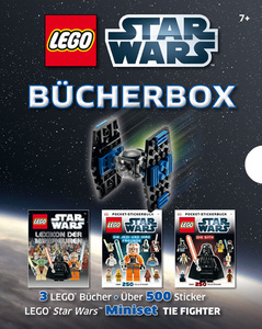 LEGO Star Wars, Bücher-Box | Dodax.ch