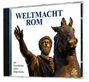 Weltmacht Rom, 4 Audio-CDs | Dodax.at