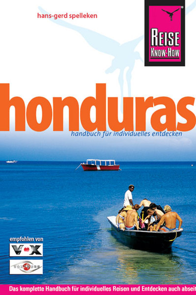 Reise Know-How Honduras | Dodax.ch