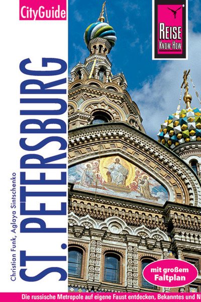 Reise Know-How CityGuide St. Petersburg | Dodax.com