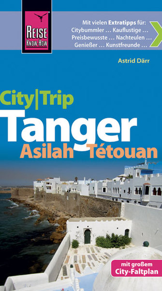 Reise Know-How CityTrip Tanger, Asilah, Tétouan | Dodax.at