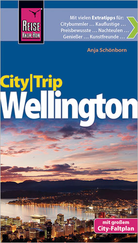 Reise Know-How CityTrip Wellington, Neuseeland | Dodax.at