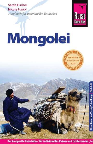 Reise Know-How Mongolei | Dodax.ch