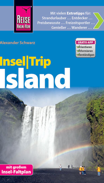 Reise Know-How InselTrip Island   Dodax.at