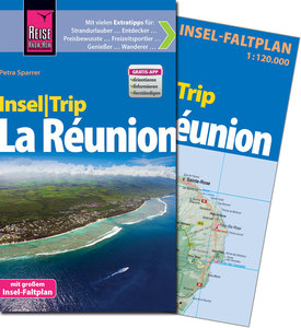 Reise Know-How InselTrip La Réunion | Dodax.pl