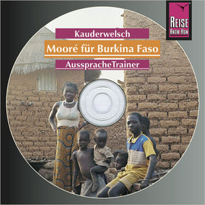 Reise Know-How Kauderwelsch AusspracheTrainer Mooré für Burkina Faso (Audio-CD) | Dodax.com